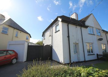 Thumbnail 3 bed semi-detached house for sale in Audley Road, Chippenham