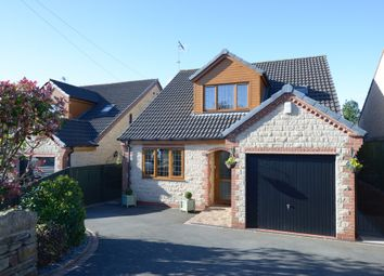 Thumbnail 4 bed detached bungalow for sale in Brockwell Lane, Chesterfield