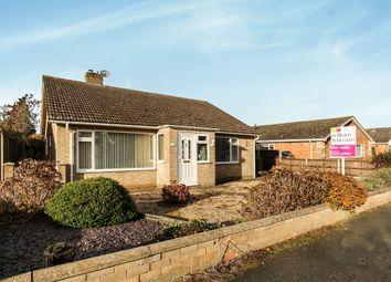 Thumbnail 3 bed detached bungalow for sale in Clover Road, Attleborough