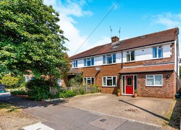 Thumbnail 4 bed semi-detached house to rent in Pondfield Crescent, St.Albans
