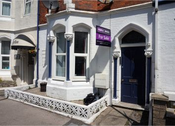 Thumbnail 2 bed flat for sale in Lennox Street, Weymouth