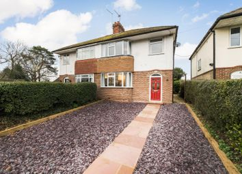 3 bed semi-detached house for sale in Staines Hill, Sturry, Canterbury CT2