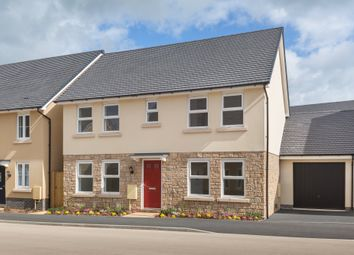 "Thumbnail 4 bedroom detached house for sale in ""Thornbury"" at Windsor Avenue, Newton Abbot"