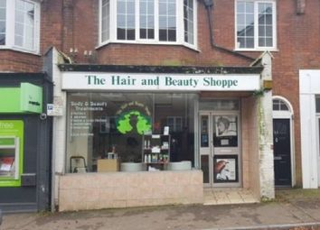 Thumbnail Retail premises for sale in 6 Littleham Road, Exmouth