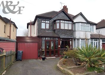 Thumbnail 3 bed semi-detached house for sale in Kegworth Road, Erdington, Birmingham