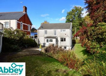 Thumbnail 3 bed detached house for sale in Main Road, Neath Abbey, Neath