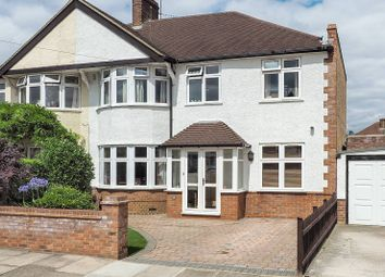 Thumbnail 4 bed property for sale in Sheringham Avenue, Whitton