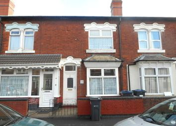 Thumbnail 3 bed terraced house to rent in Tewkesbury Road, Birmingham