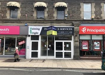 Thumbnail Retail premises to let in 127 High Street, Blackwood