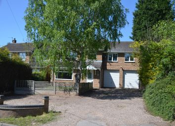 Thumbnail 5 bed detached house for sale in Bridge Street, Packington
