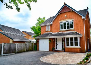 Thumbnail 4 bed detached house for sale in The Fairways, Winsford