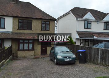 Thumbnail 3 bed semi-detached house to rent in Stomp Road, Burnham, Slough, Berkshire.