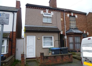 Thumbnail 3 bed semi-detached house for sale in Oxford Street, Rugby
