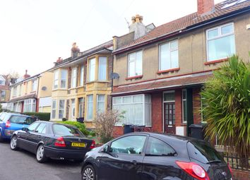 Thumbnail 4 bed terraced house to rent in Highbury Road, Horfield, Bristol