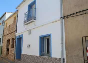 Thumbnail 3 bed town house for sale in Calle Meravelles, Pedreguer, Dénia, Alicante, Valencia, Spain