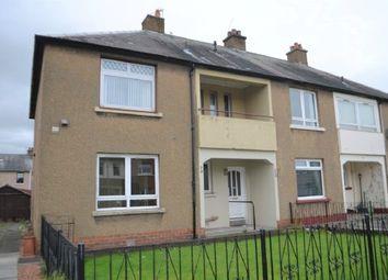 Thumbnail 2 bed flat to rent in Tweed Street, Grangemouth