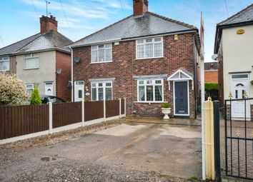 Thumbnail 3 bed semi-detached house for sale in Peveril Drive, Sutton-In-Ashfield