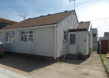 Thumbnail 2 bed detached bungalow for sale in Lincoln Avenue, Jaywick, Clacton-On-Sea