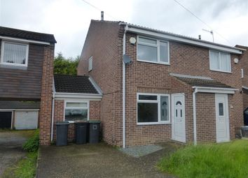 2 bed semi-detached house to rent in Dickens Court, Newthorpe, Nottingham NG16