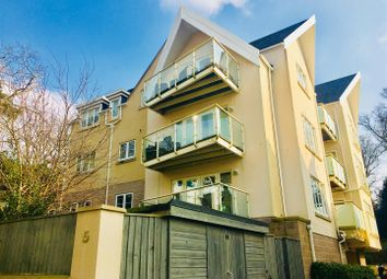 Thumbnail 2 bed flat for sale in Windsor Road, Parkstone, Poole