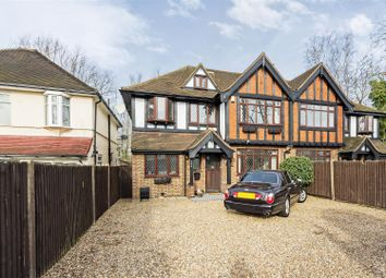 Thumbnail 6 bed semi-detached house for sale in Roehampton Vale, London
