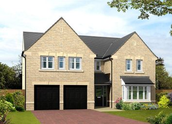 Thumbnail 5 bed detached house for sale in The Dunstanburgh, Kings Croft, Killinghall, Near Harrogate