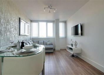 Thumbnail 1 bedroom flat for sale in Bartholomew Court, High Street, Waltham Cross, Hertfordshire