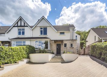 3 bed semi-detached house for sale in Warminster Road, Bath, Somerset BA2