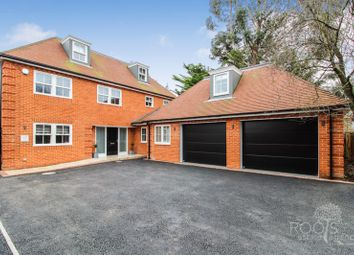 Thumbnail 4 bed detached house for sale in Church Gate, Thatcham