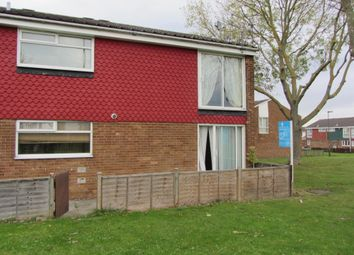 Thumbnail 2 bed flat to rent in Bodmin Close, Wallsend