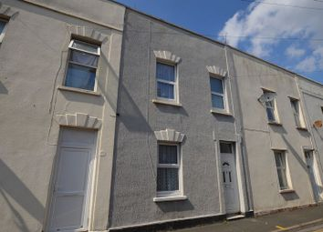 Thumbnail 3 bed terraced house for sale in Hopkins Street, Weston-Super-Mare