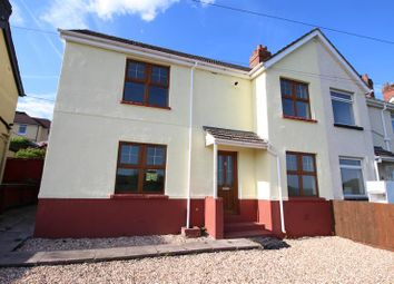 Thumbnail 3 bed semi-detached house for sale in Sunny Bank Terrace, Machen, Caerphilly