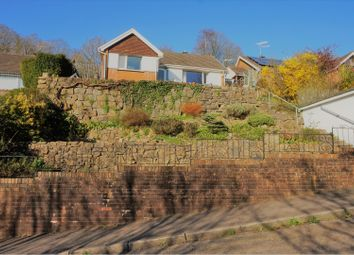 Thumbnail 4 bed detached house for sale in Leigh Road, Pontypool