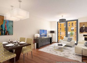 Thumbnail 2 bedroom flat for sale in Henley Block, Precision Greenwich