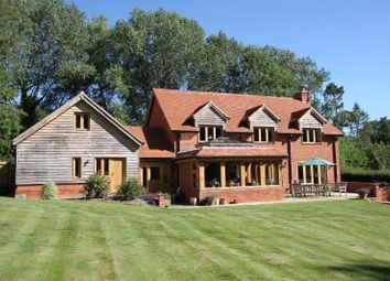 Thumbnail 5 bedroom detached house for sale in Upper Enham, Andover, Hampshire