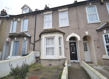 Thumbnail 3 bedroom terraced house to rent in Old Road West, Northfleet, Gravesend