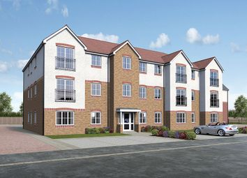 Thumbnail 2 bed flat for sale in The Buckingham, Devonshire Gardens, Coopers Way