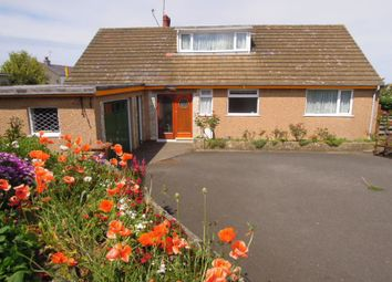 Thumbnail 4 bed detached bungalow for sale in Main Road, Kirk Michael