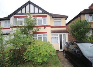 Thumbnail 3 bed property to rent in Windsor Road, Harrow
