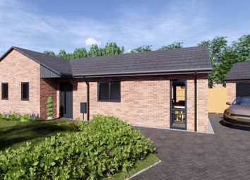 Thumbnail 2 bed semi-detached bungalow for sale in Blackberry Way, Collingham, Newark On Trent