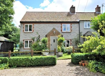 Thumbnail 4 bed cottage for sale in Watery Lane, Grimston, King's Lynn