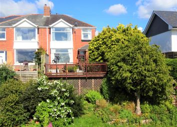 Thumbnail 3 bed semi-detached house for sale in Birchy Barton Hill, Exeter
