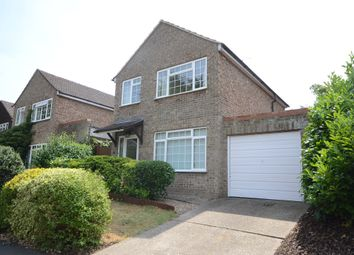 Thumbnail 3 bed detached house to rent in Field Lane, Frimley, Camberley
