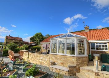 Thumbnail Detached bungalow for sale in St. Oswalds Close, Oswaldkirk, York