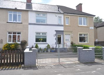 Thumbnail 2 bed terraced house for sale in Cambusnethan Street, Wishaw