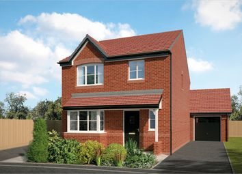 Thumbnail 3 bed detached house for sale in Chadwick Park, Derby Road, Widnes