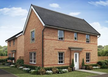 "Thumbnail 3 bed detached house for sale in ""Moresby"" at Briggington, Leighton Buzzard"