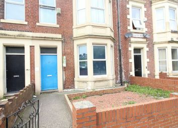 Thumbnail 1 bed flat to rent in Brighton Grove, Newcastle Upon Tyne
