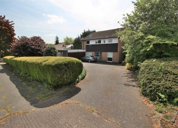 Thumbnail 4 bed detached house for sale in Claremont Avenue, Bramcote, Nottingham