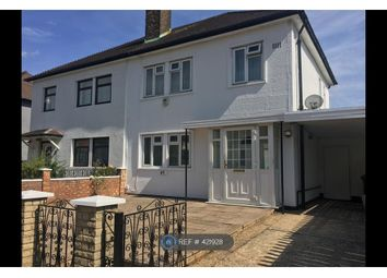 Thumbnail 3 bed semi-detached house to rent in Durnsford Road, Bounds Green